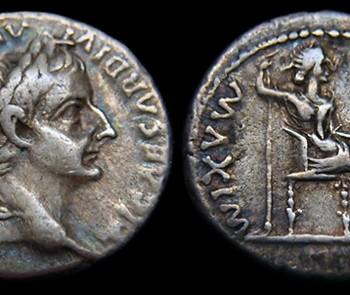 Emperor_Tiberius_Denarius_-_Tribute_Penny